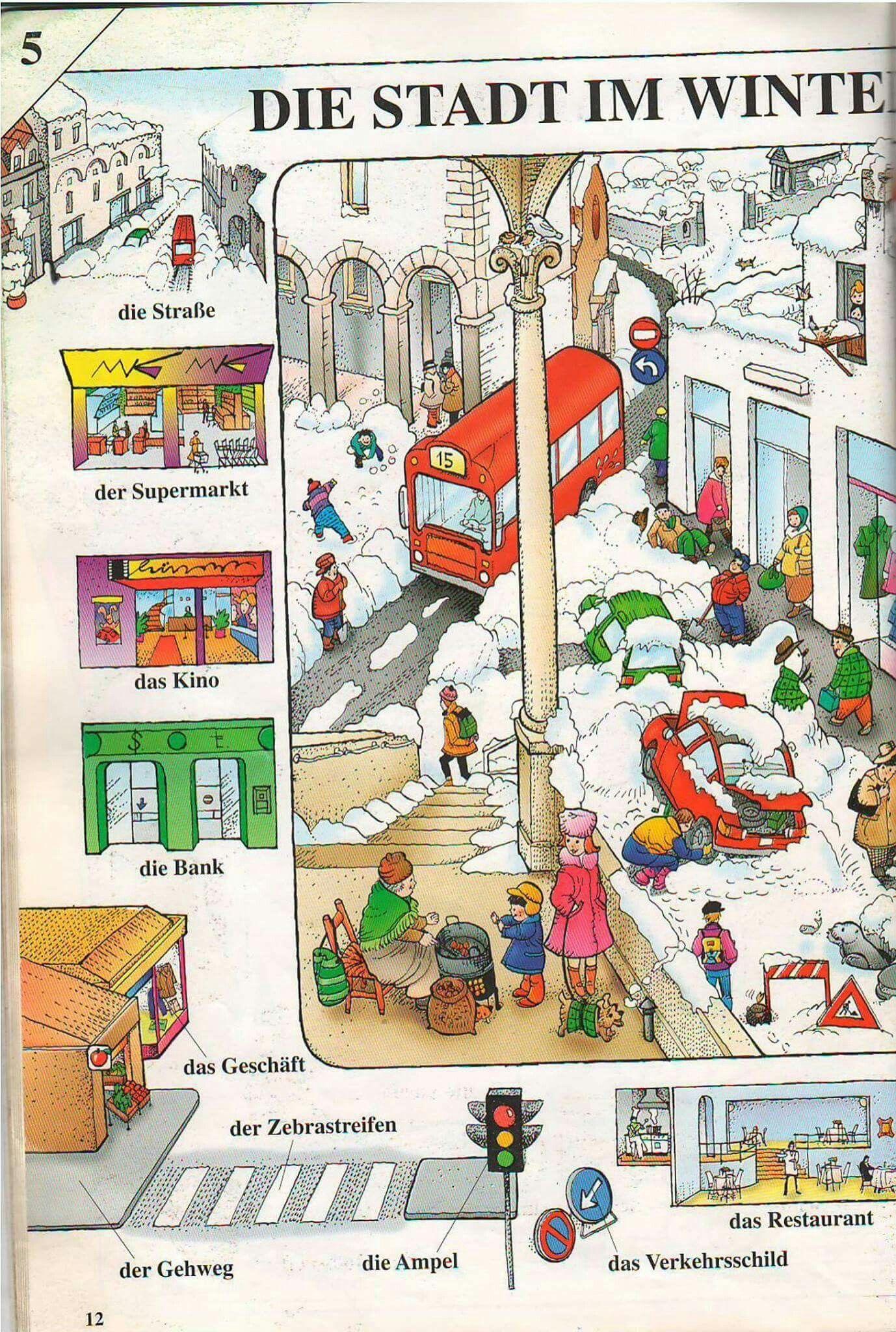 Deutsch Lernen Bild Von Mel Vazquez H Auf Aleman