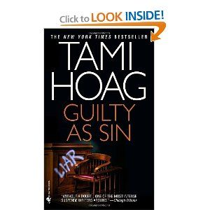 Great Book The First Th Book I Ever Read Tami Hoag Connected Book Books