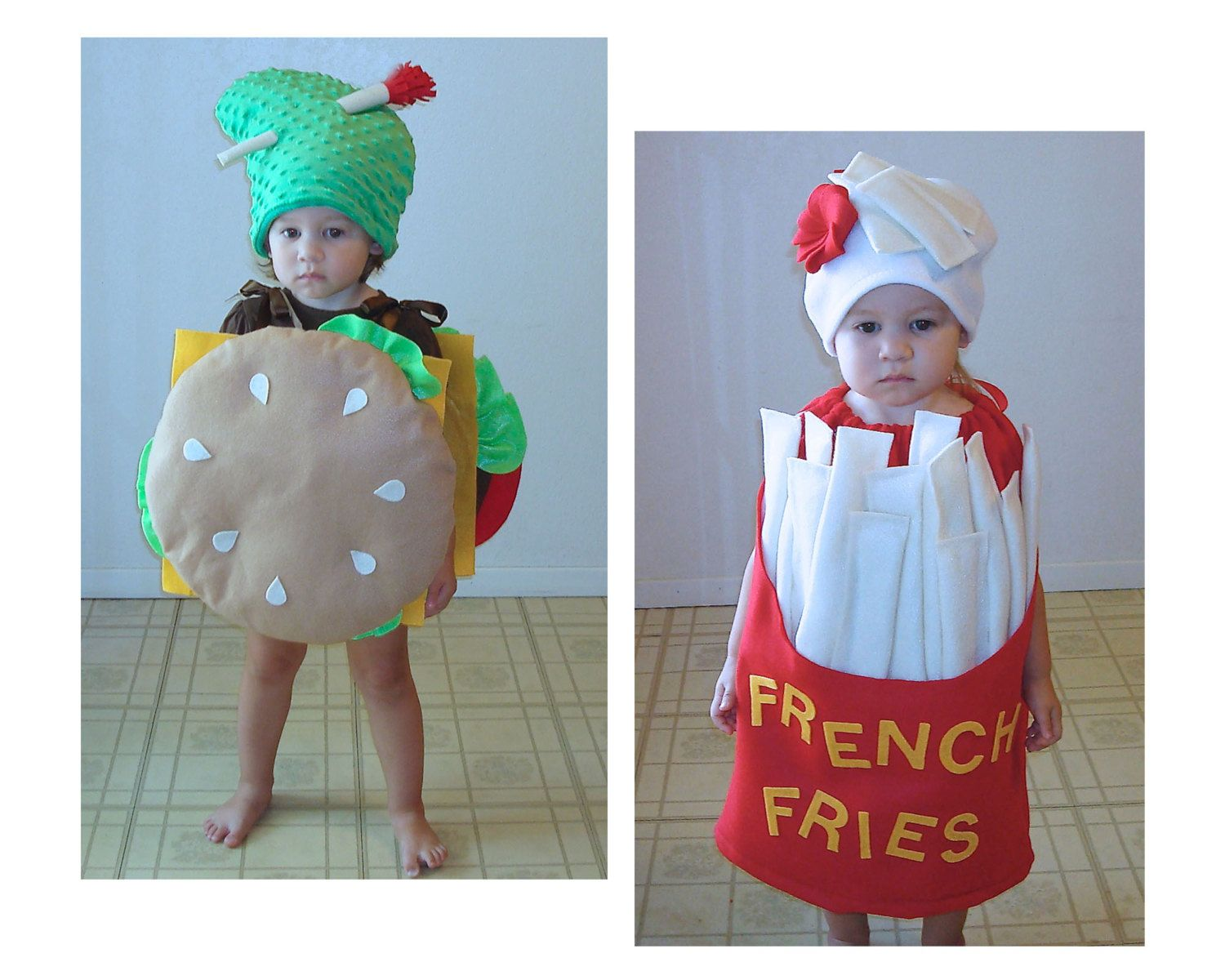 Twin Kids Costumes Halloween Twin Set Children Toddler Brother ...