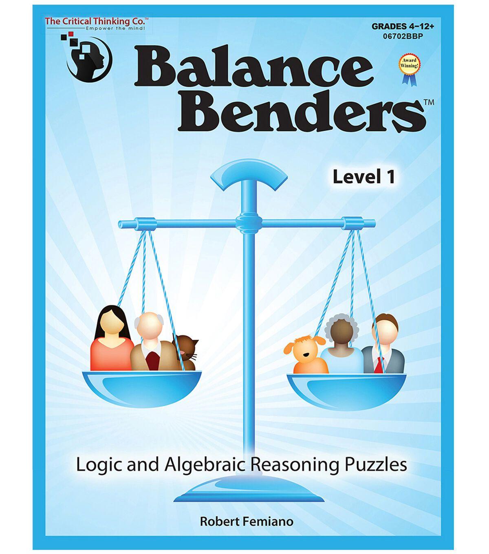 Balance Benders Level 1 Grades 4