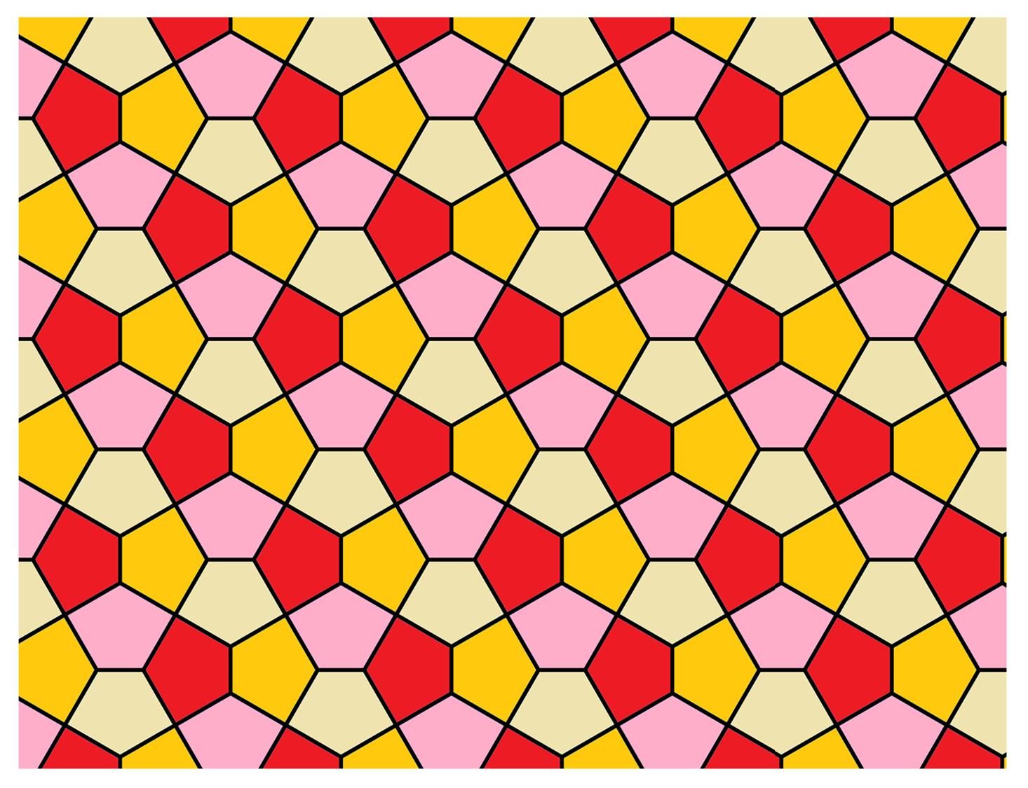 Cairo Pentagon Tilings