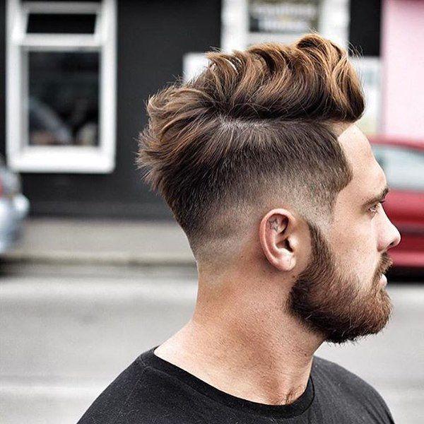 Cool Men Hairstyles Looks Que Molan  Men's Hair Cuts  Pinterest  Stylists Men