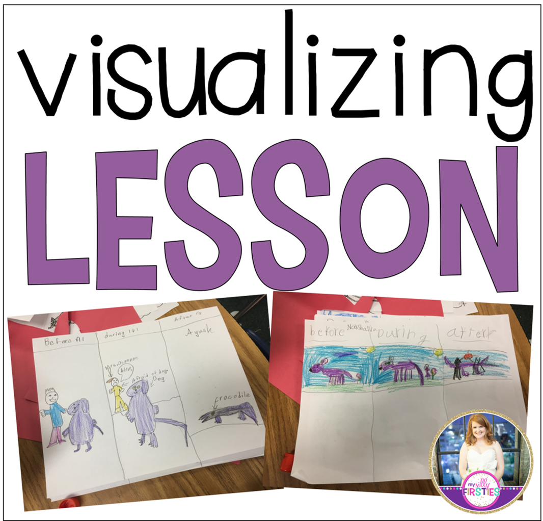 Hi Friends This Week I Introduced Visualizing To My Little Ones With A Super Easy And Powerful