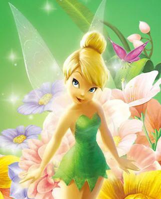 Tinkerbell Image 1273 Disney Desenhos Sininho Arte Da Disney