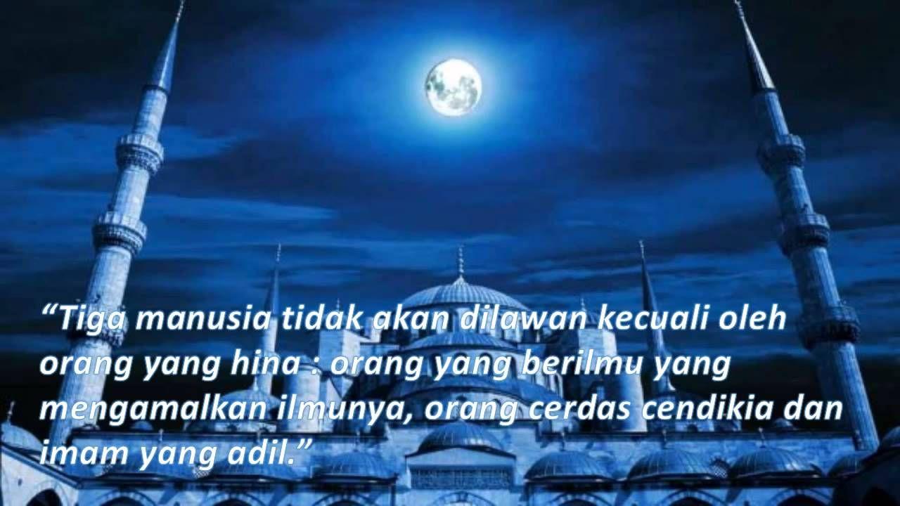 Kata Kata Mutiara Islami Di Malam Hari Dengan Gambar Motivasi