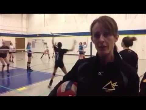 Jva Coach To Coach Video Of The Week March 11 2014 Youtube Milwaukee Sting Demonstrating Their Armswing Progre Volleyball Training Volleyball Drills Coach