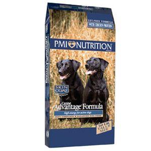 Pmi Nutrition Canine Advantage Formula High Protein Dog Food