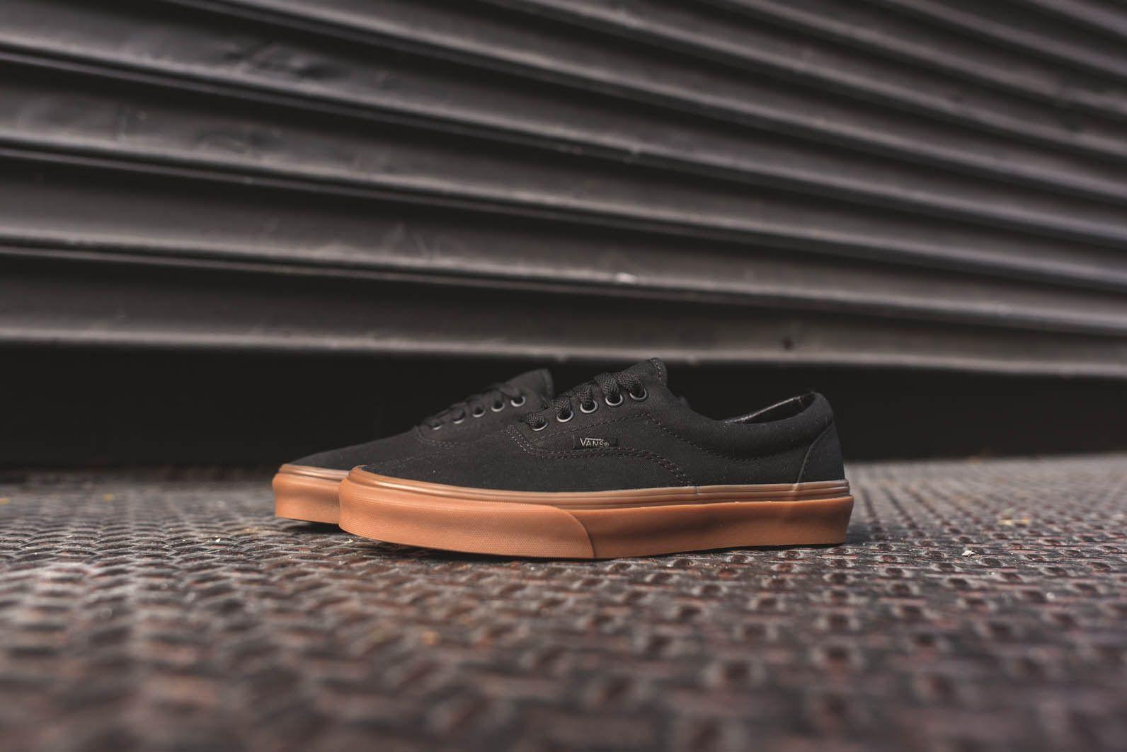 Vans Era - Black / Classic Gum