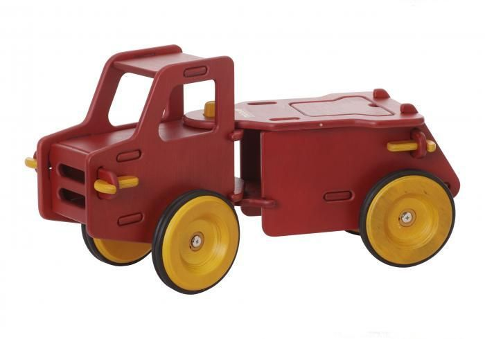 Moover dumper truck