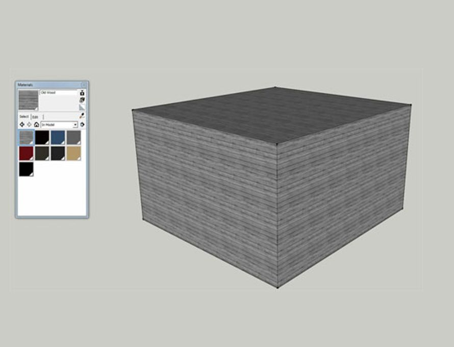 Sketchup Texture Libarery Is Full Of Different Textures That Need To Use In The Sketchup Models But There Are Some Textures Not Available Users Can Create The