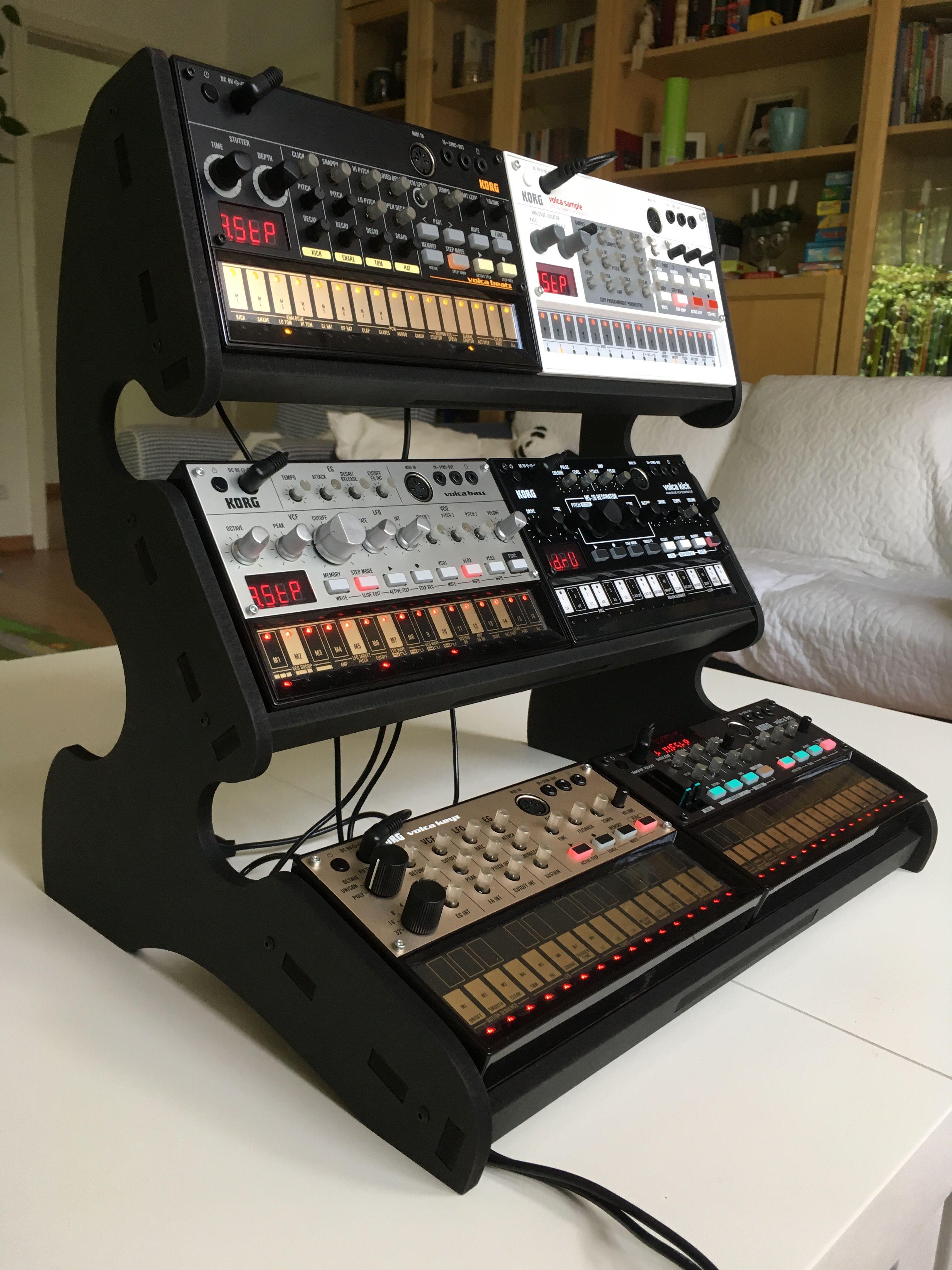 Volvaville Studio di registrazione, Studio, Musica