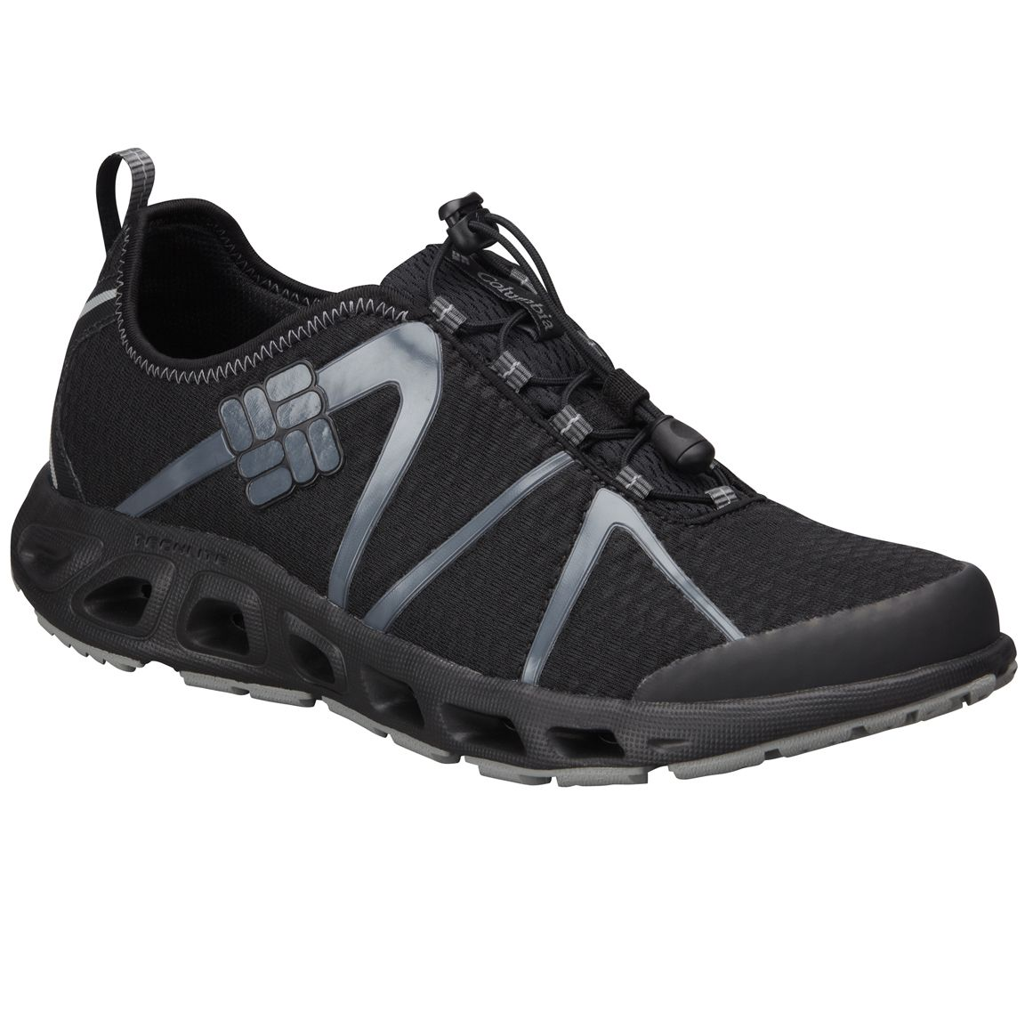 Columbia Power Drain Cool Pfg Shoe Black Platinum This Ultra Versatile Hybrid Shoe Features Omni Freeze Zero In Th Siyah Ayakkabilar Ayakkabi Erkek Columbia