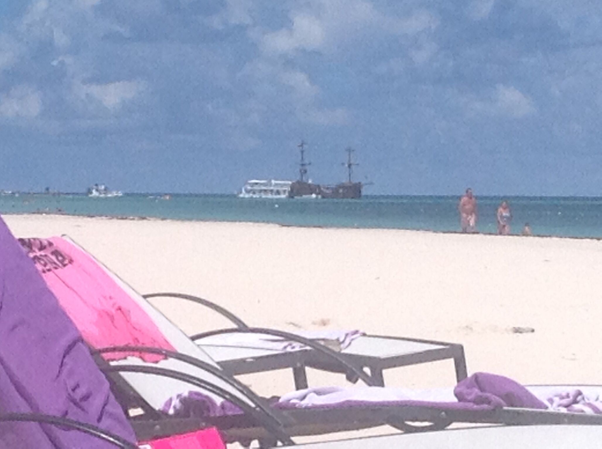 Pirate Ship Booze Cruise Our Favorite VacationPunta Cana - Pirate ship booze cruise