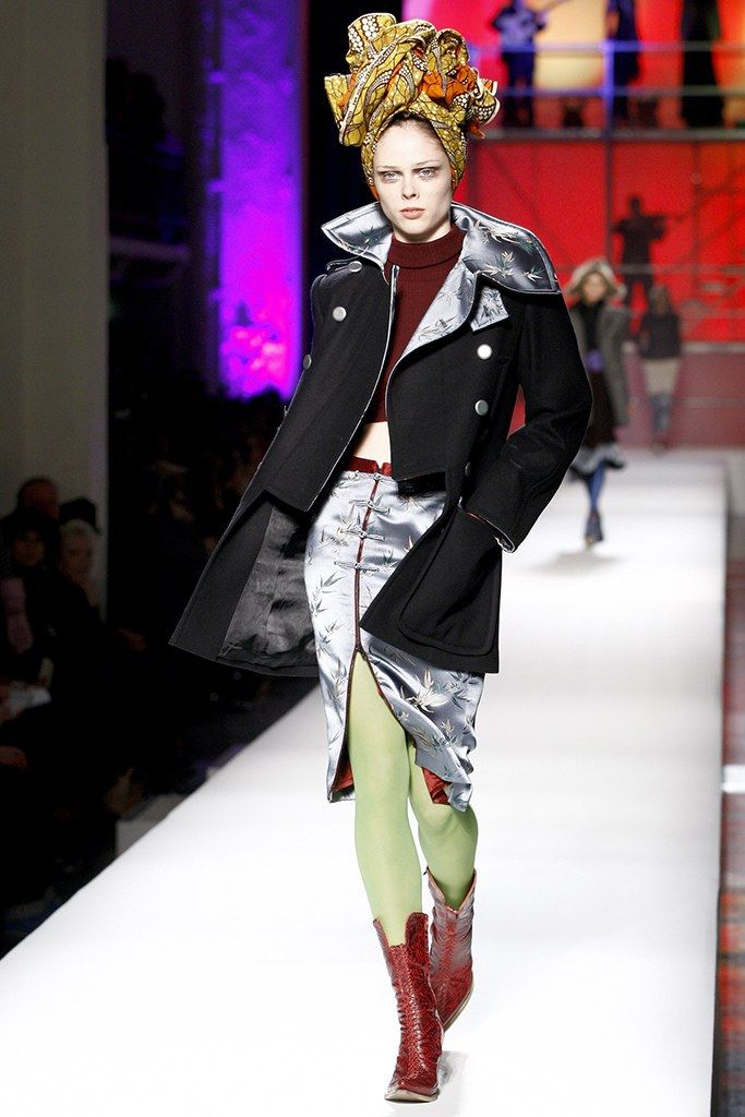 Jean Paul Gaultier Fall 2010 Ready-to-Wear Collection Photos - Vogue