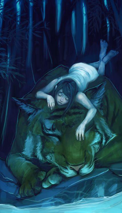 - moment's repose - by Kanoe-v2.deviantart.com on @deviantART