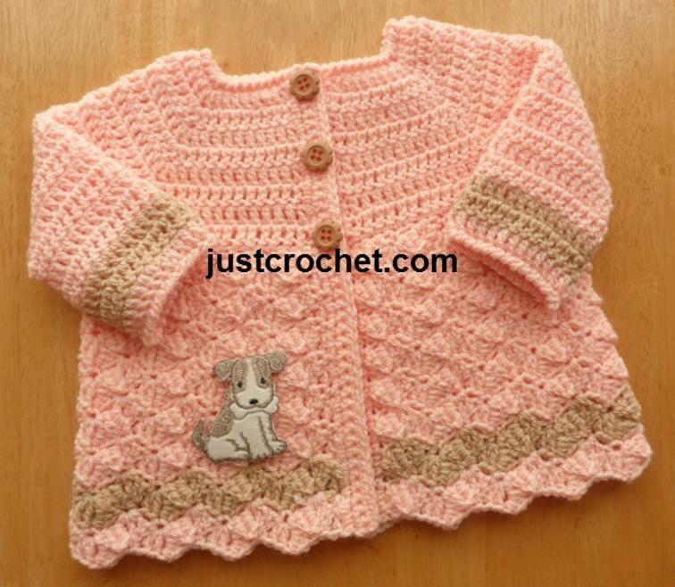 Perfecto Patrones Que Hacen Punto Para Suéteres Libres Del Bebé ...