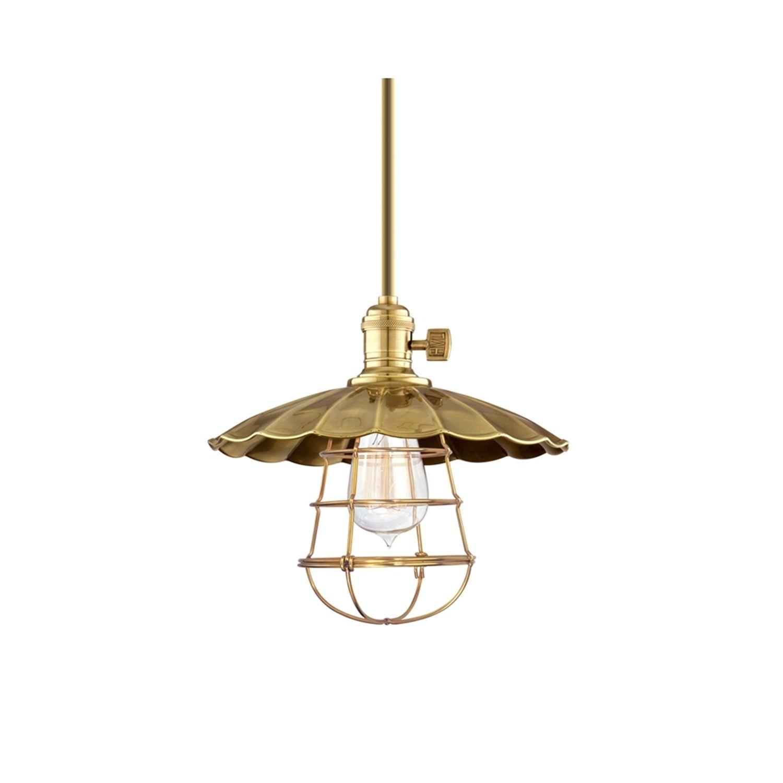 Hudson Valley Lighting Heirloom 1-light MS2 Wire Pendant