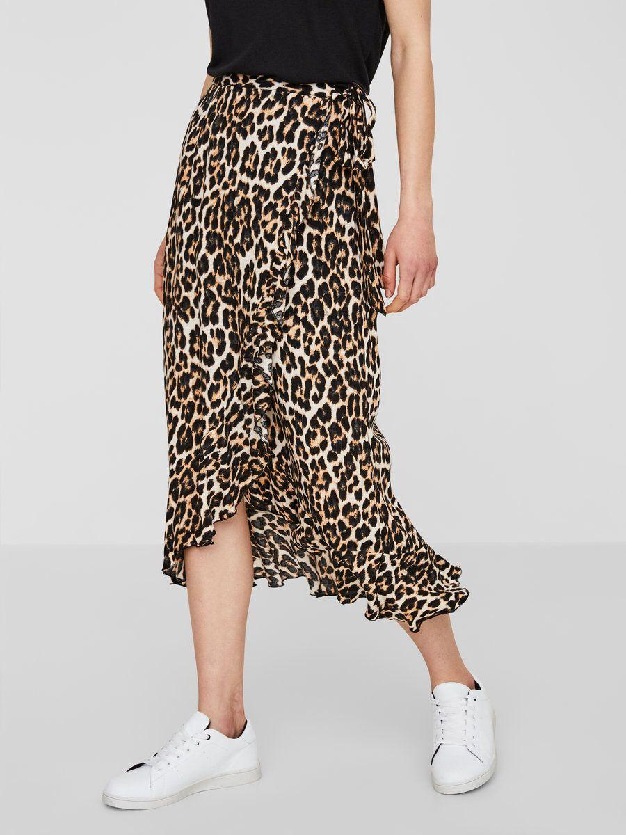 8e45014e Leopard skirt in 2019 | леопардовая юбка zara | Leopard skirt ...