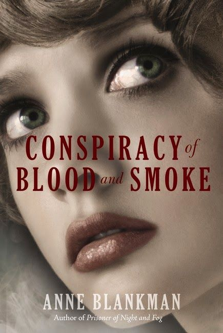 Addicted Readers: Conspiracy of Blood and Smoke by Anne Blankman Blog Tour: Interview + Giveaway