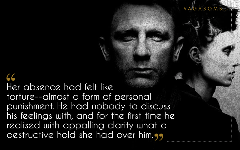 10 Quotes From The Girl With The Dragon Tattoo That Prove Why It