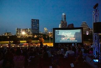 Sound & Cinema lights up the summer night with Zeppelin covers and School of Rock - 2013-Aug-01