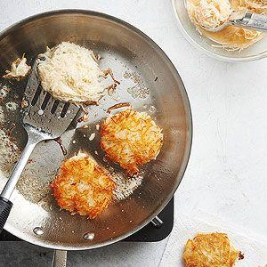 Classic potato latkes recipe favorite recipes - Better homes and gardens pancake recipe ...