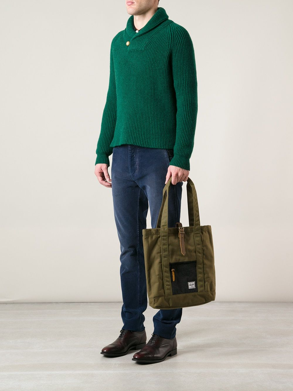 2a645adc564b HERSCHEL SUPPLY CO. - Market tote 8