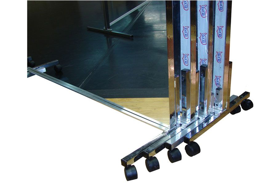 Glassless Mirrors Mylar Mirrors Make The Ideal Dance Mirror Dance Mirrors Mirror Panels Portable Mirror