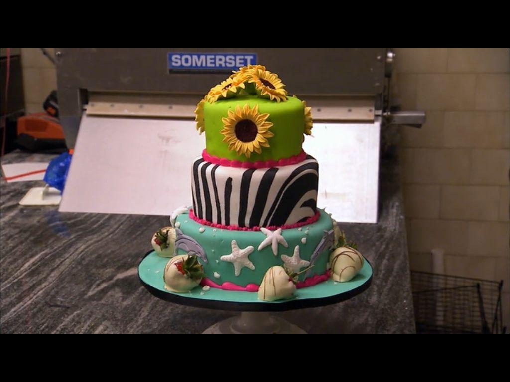 Make Buddy Cake Boss Buttercream