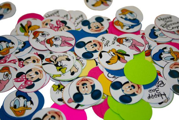 Mickey Mouse clubhouse Mickey Minnie Donald by GioviPartyDecor