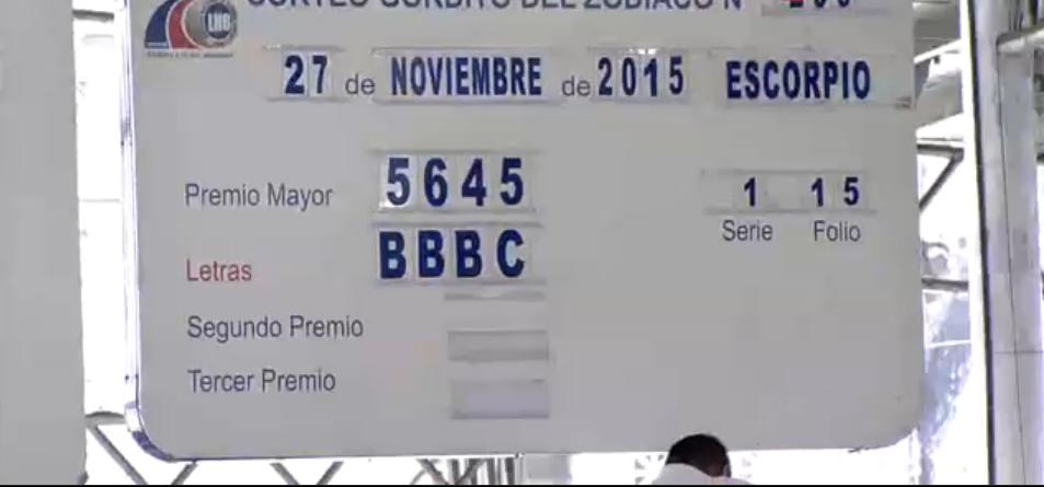Gordito Del Zodiaco Resultados Del Sorteo Nº 299 Signo Escorpio Correspondiente Al 27 De Noviembre 2015 Electronic Products