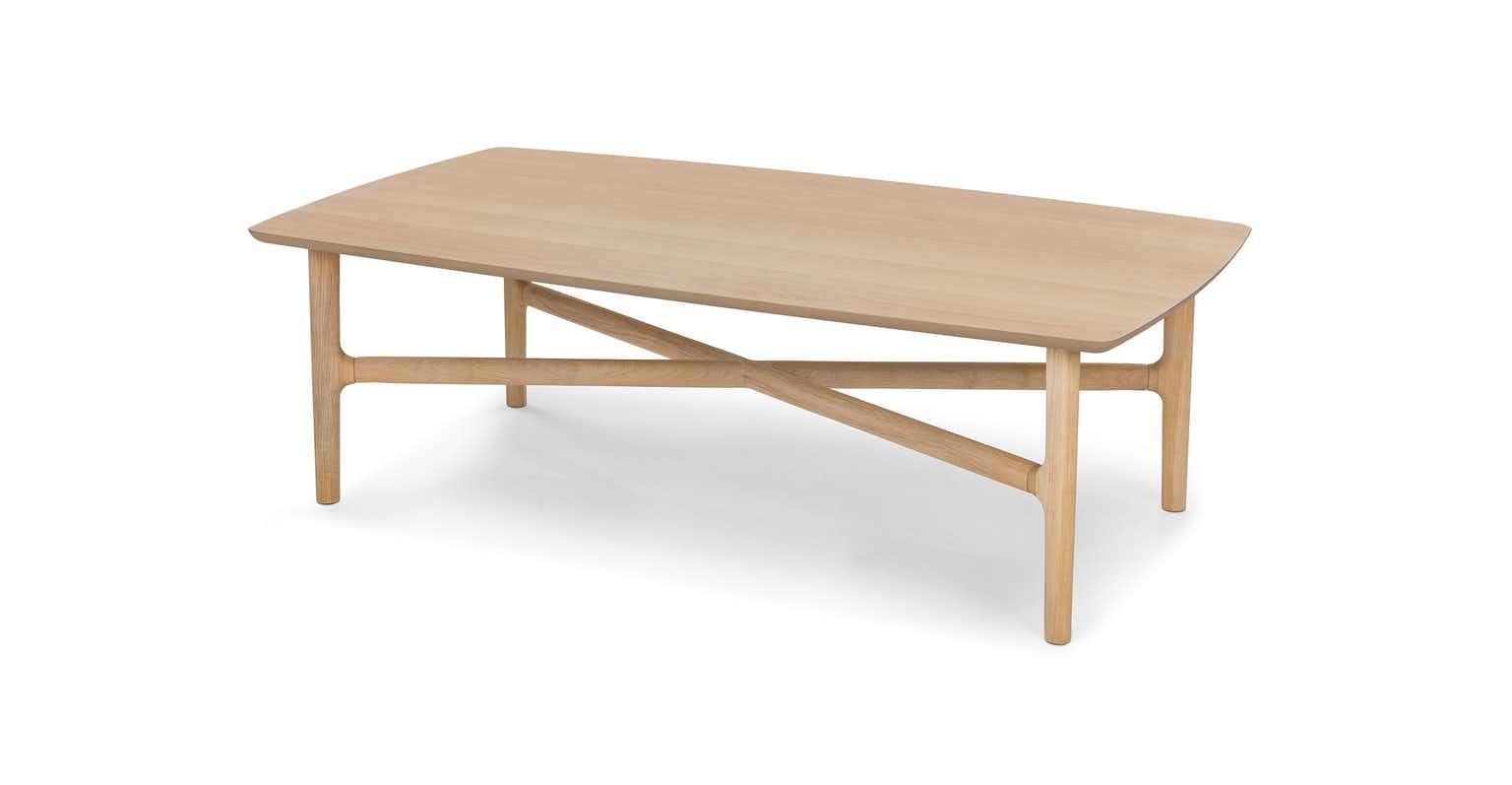 Brezza Matte Walnut Rectangular Coffee Table Scandinavian Coffee Table Coffee Table Mid Century Modern Coffee Table [ 797 x 1536 Pixel ]