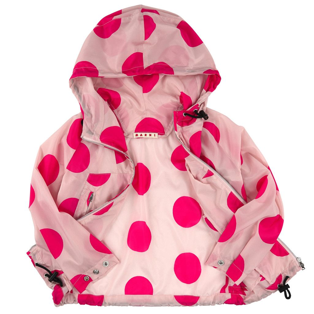 marni waterproof jacket