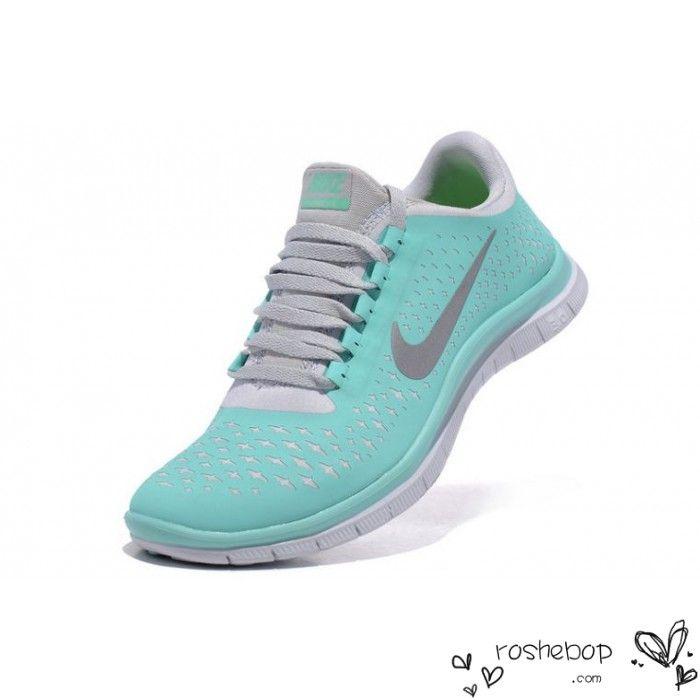 nike free 3.0 v4 womens shoes mint green