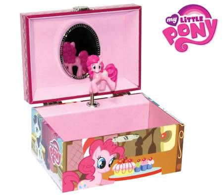 My Little Pony Jewelry Box Adorable My Little Pony Musical Jewellery Box For Kids Pinterest