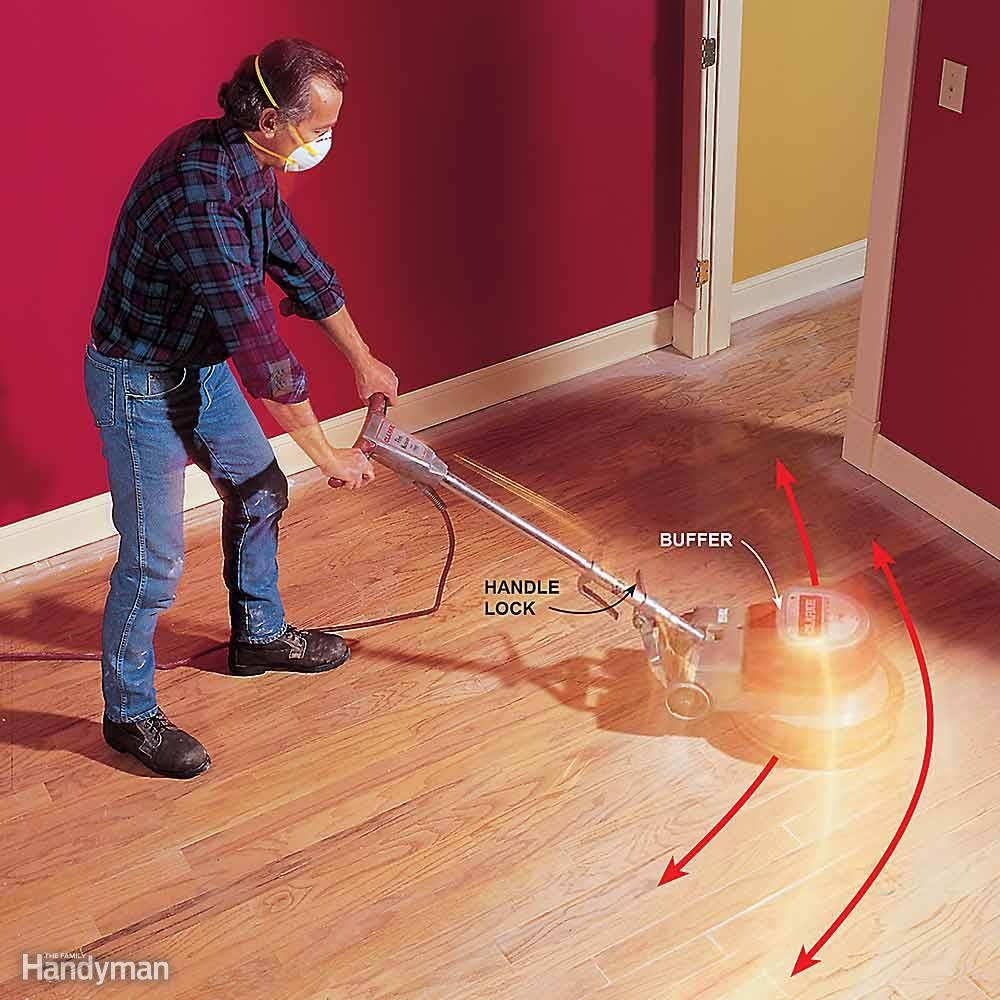 Flawless floor sanding refinishing hardwood floors
