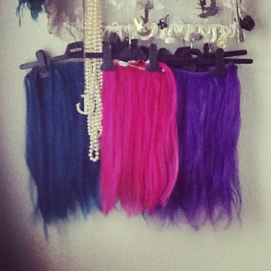 Cheap easy way of storing hair extensions organizations cheap easy way of storing hair extensions pmusecretfo Image collections
