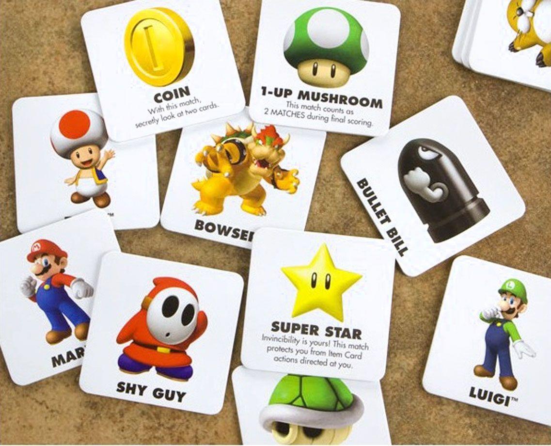 Super Mario Memory Game Super Mario Games Super Mario Mario Games