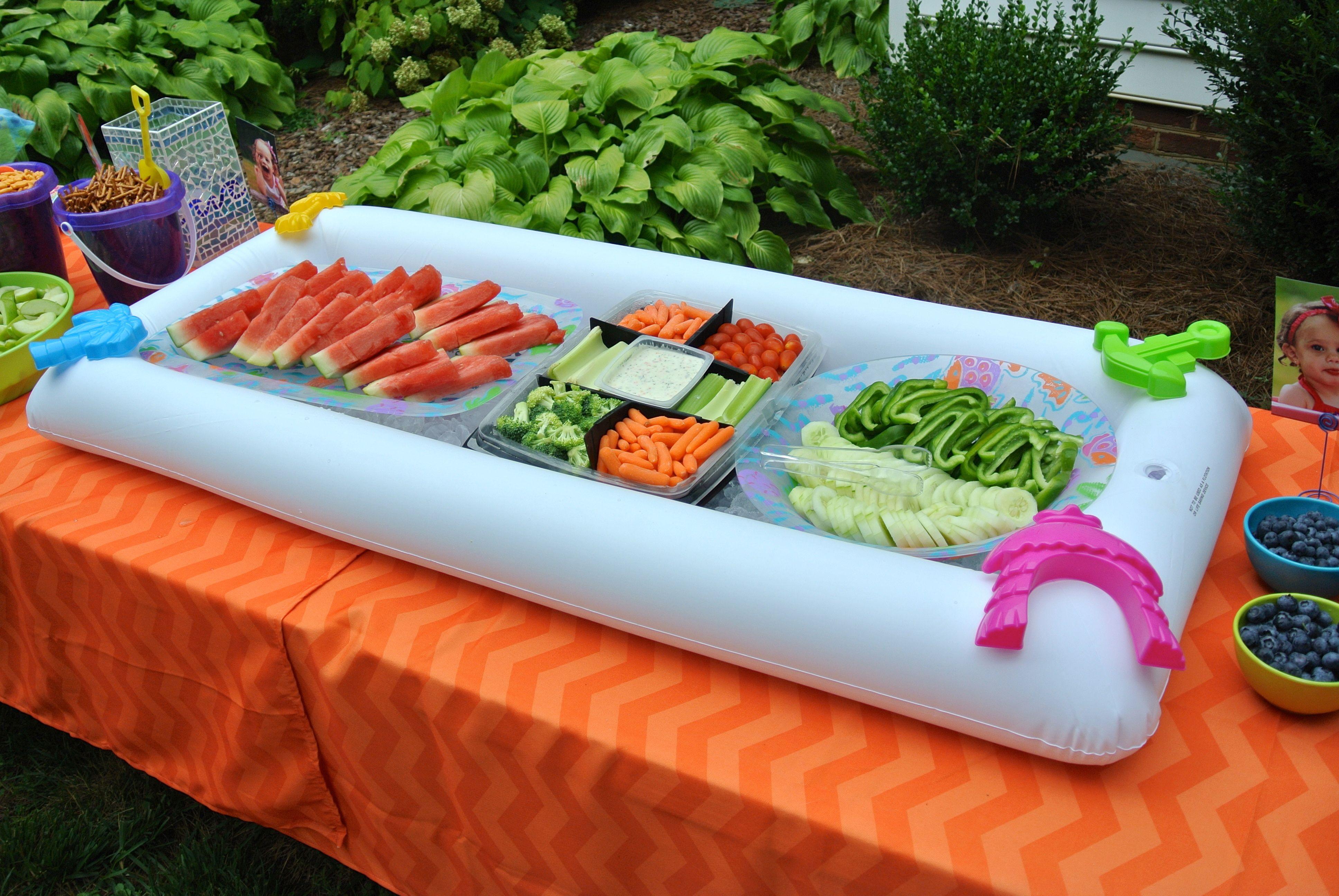 keeping food cold outside - Google Search | Backyard ...