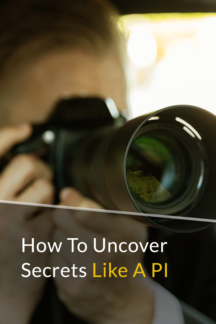 Should You Hire A Private Investigator Or Do Your Own Research