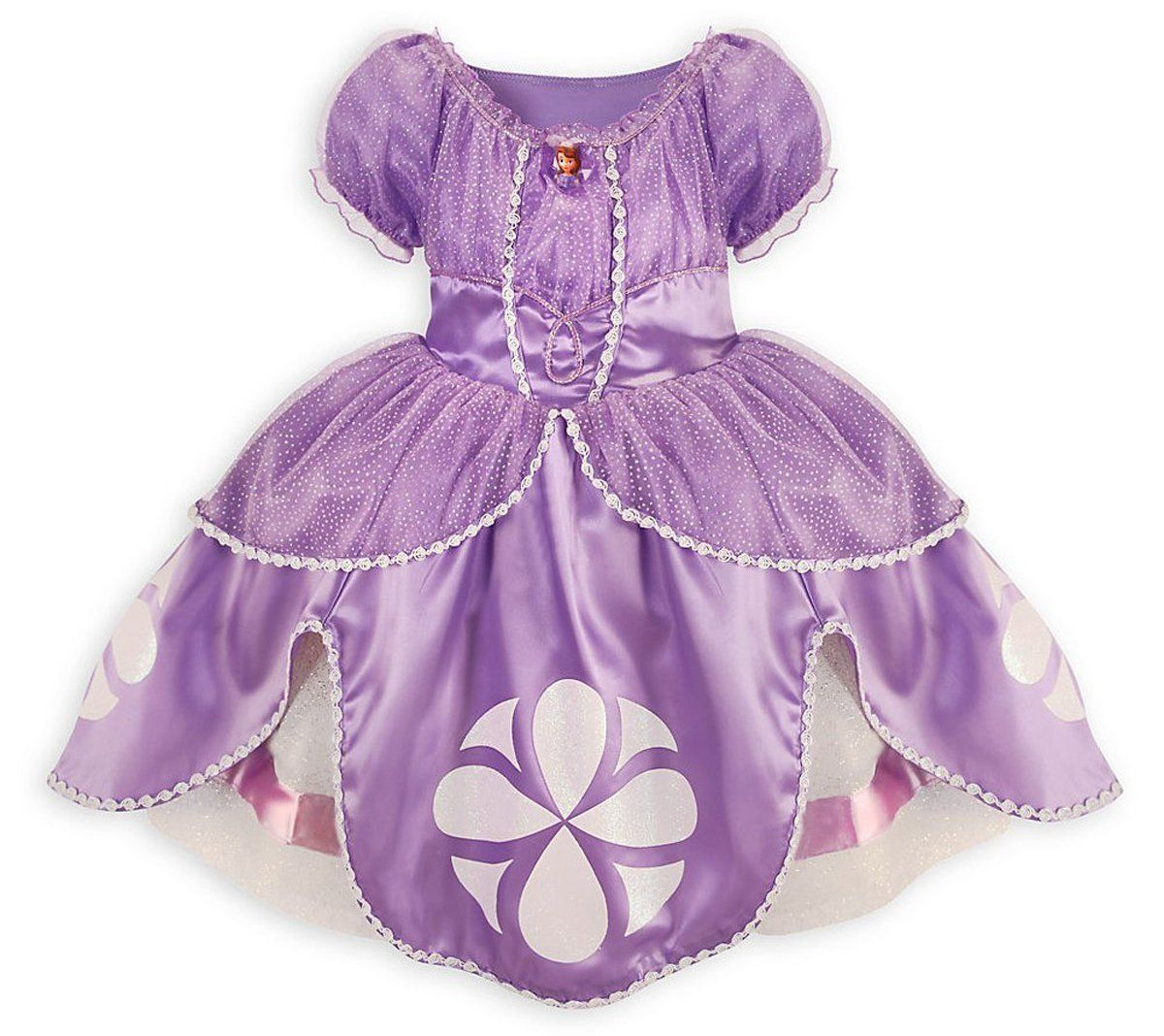 Disney Sofia The First Dress Costume For Girls Small 5 6 Sophia Trust Me This Is Great Click Princess Party Costume Sofia Costume Princess Sofia Dress