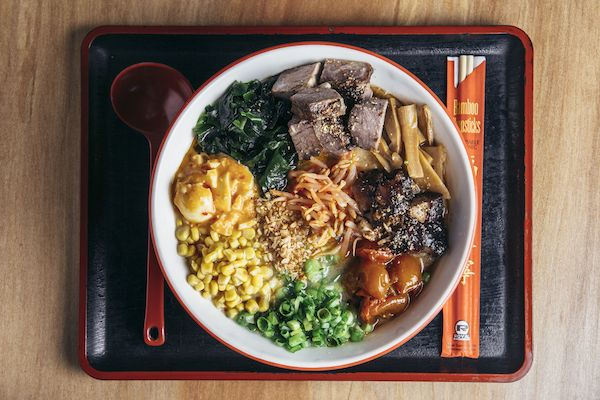 Ramen San Review Bootler Food Delivery