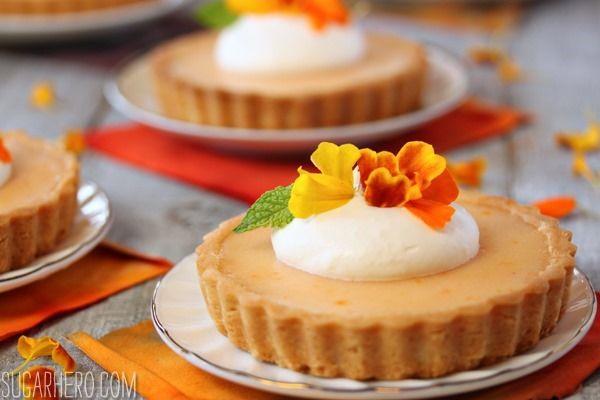 GrapefruitTarts | SugarHero.com