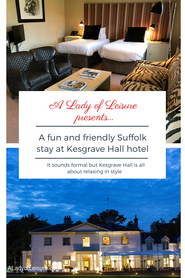 Kesgrave Hall Hotel Suffolk A Friendly Lively Fun Quirky Hotel