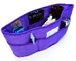 Purse To Go Pockets Plus Purse Organizer, Large Purse to Go Handbag Organizer, Purse Organizer Insert Liner Extra Pockets - Free Shipping [PTG PP Large] - $26.95
