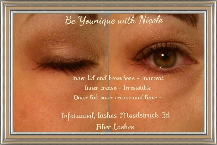 My personal photo of Younique make up.  Learn more and purchase yours at http://www.youniqueproducts.com/NicoleHate