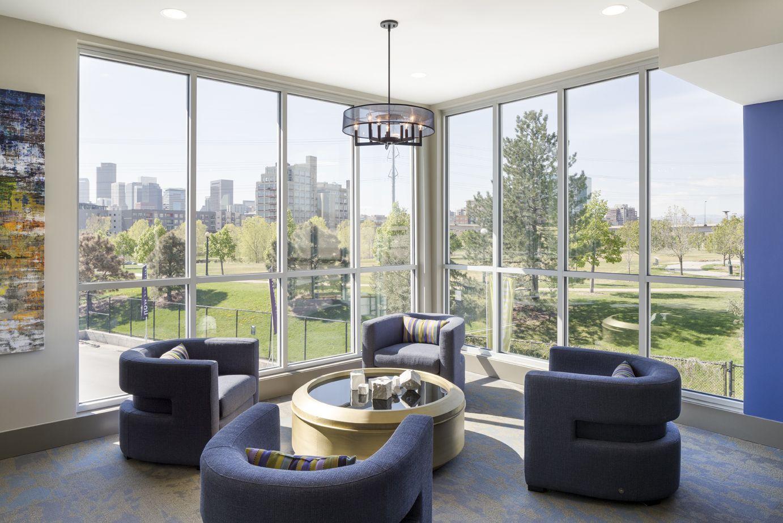 Westend Clubroom Denver architecture, Architecture plan