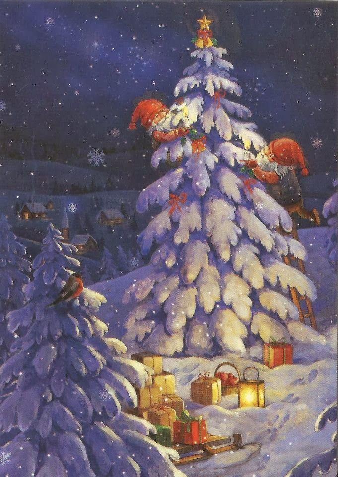 La Atalaya Nocturna: Lunes de postal: Especial Navidad 2013