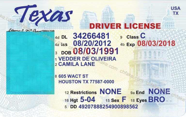 28 Drivers License Template Free In 2020 Id Card Template Pertaining To Blank Drivers License Templ Id Card Template Drivers License Pictures Drivers License