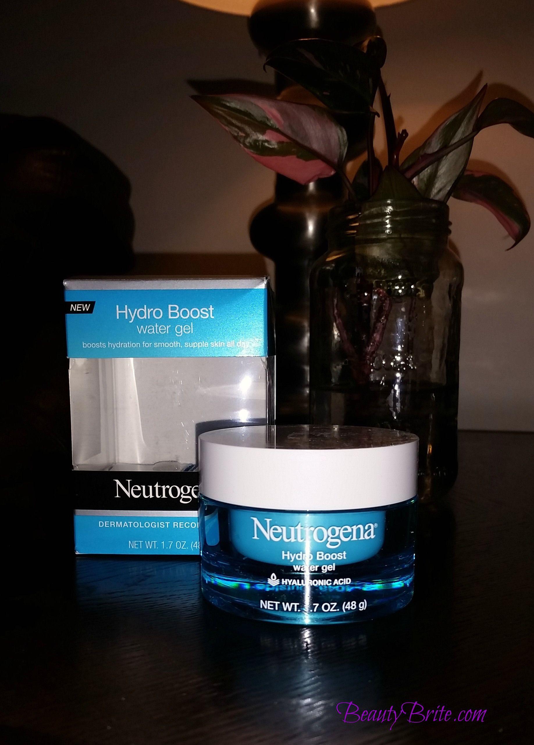 Review Beauty Brite Neutrogena Hydro Boost Neutrogena Gel